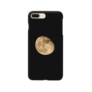 皆既月食iPhoneケース Smartphone cases