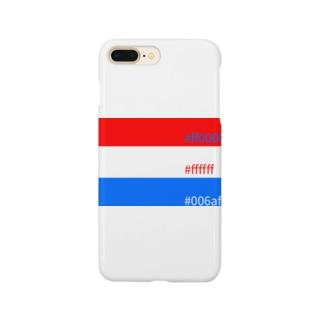 おらんだカラー Smartphone cases