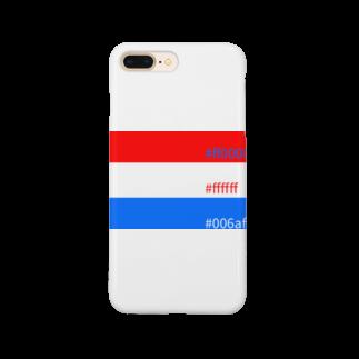 yoshica's design caféのおらんだカラー Smartphone cases