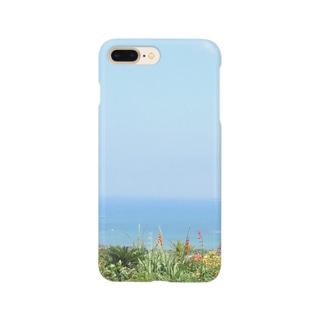 沖縄の海 スマートフォンケース