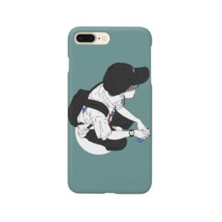 ひとやすみ Smartphone cases