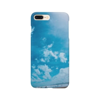 すっごい夏 Smartphone cases