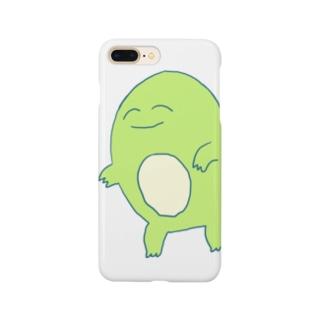 とかげ Smartphone cases