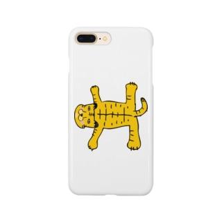 おまぬけなトラさん Smartphone cases