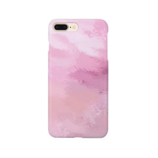 アサダ春のスマホケース Smartphone cases