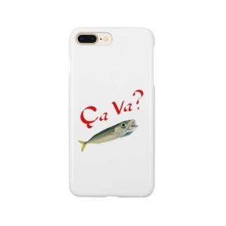 小鯖日和 其の2 Smartphone cases