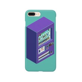 自販機 Smartphone cases