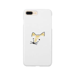 fox スマートフォンケース