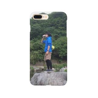 孤高の部長 Smartphone cases