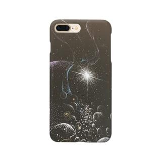 うちゅんぽ Smartphone cases