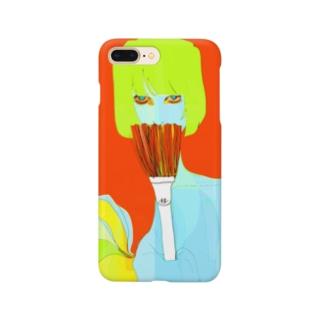 TZUCASA - アーティストスピリット Smartphone cases