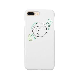 mopuくん Smartphone cases