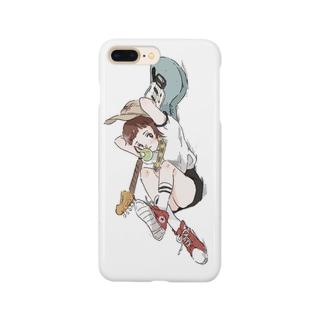 バンド少女 Smartphone cases