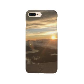 けん兄@の御来光 Smartphone cases