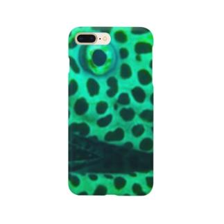 うつぼ   (ちょっと鮮やか) Smartphone cases