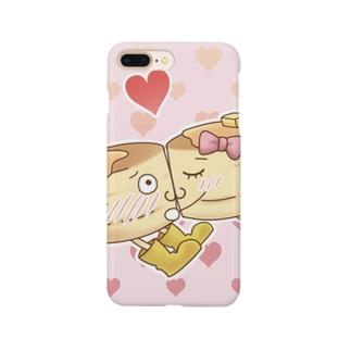 ほっとけーき Smartphone cases