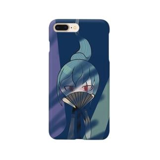 在る踊り子 Smartphone cases