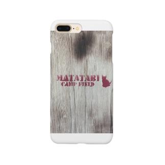 マタタビケース Smartphone cases