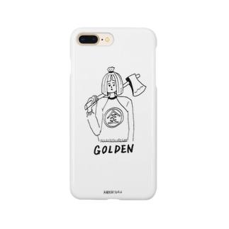 GOLDEN Smartphone cases