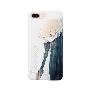 iPhoneケース『hiatus』 Smartphone cases