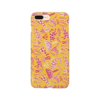 キョーリュー集合「あか」 Smartphone cases