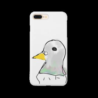 crroyのハト Smartphone cases