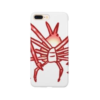 深鮮!タカアシガニ Smartphone cases