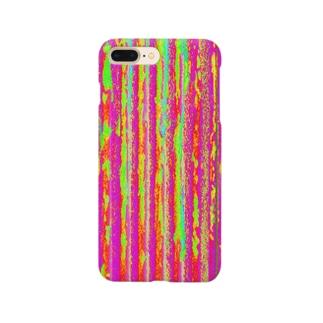 Flexible stripe 01 Smartphone cases