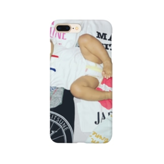 マチャKITSUNE Smartphone cases