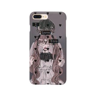 あいらぶゆー。 Smartphone cases
