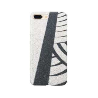 欄干の影 Smartphone cases