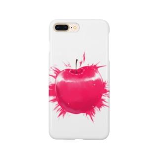 爆発りんご🍎💥 Smartphone cases