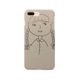 顔 マルコ Smartphone cases