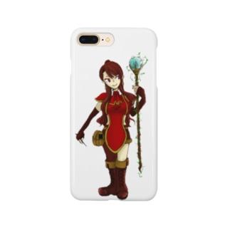赤魔道士風味 Smartphone cases