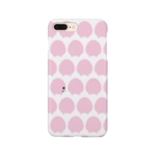 乳卵羅列 Smartphone cases