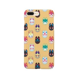 狐面集会 Smartphone cases