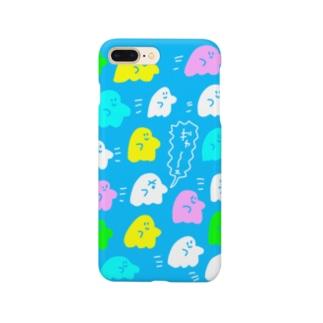 おばけたち Smartphone cases