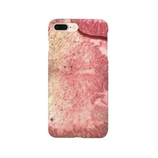 上たん塩 Smartphone cases