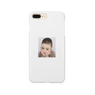 丸坊主 Smartphone cases