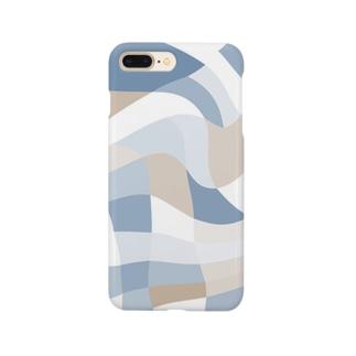 乾いた冬 Smartphone cases
