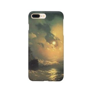 名画で彩る生活、イヴァン・アイヴァゾフスキー Smartphone cases