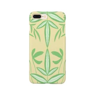 イノモトソウなシダマミレ  Smartphone cases