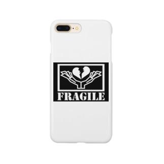 FRAGILE Smartphone cases