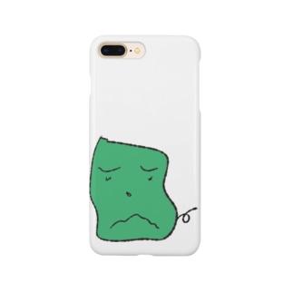 にゃんこヘアー(demo) Smartphone cases