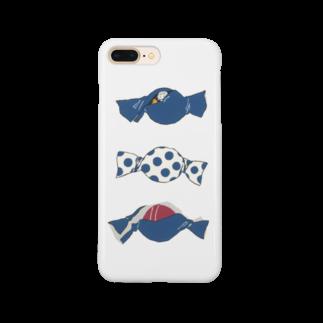 円玉のcandy Smartphone cases
