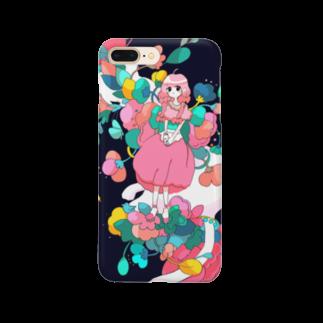 せんの華と寝言と Smartphone cases