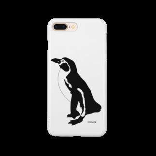 陽向のペンギン  Smartphone cases