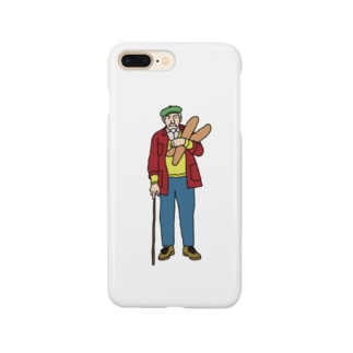 Old man Smartphone cases
