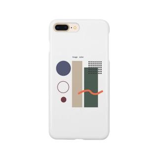 いめーじからー Smartphone cases