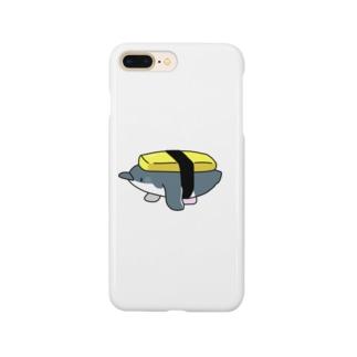 お寿司なペンギン(たまご) Smartphone cases